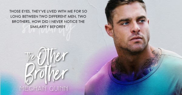 Image result for the other brother meghan quinn teaser