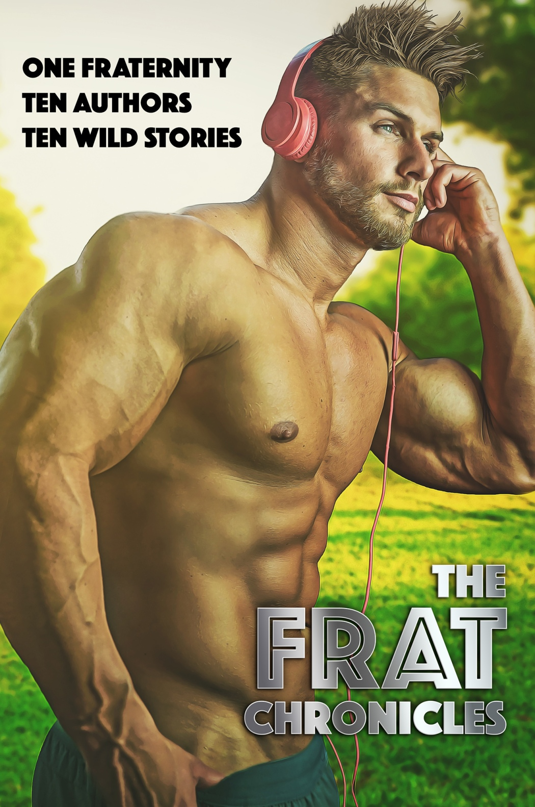 The FRAT Chronicles_ebook_cover